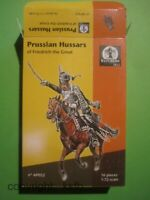 1:72 Waterloo1815 #052 7jähriger Krieg Preußen Totenkopf Husaren 7years war
