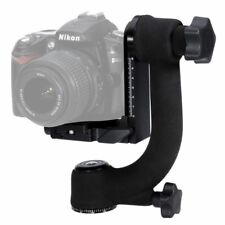 Mcoplus Heavy Duty Metal Gimbal 360 Tripod Head Ball with Quick Release Plate