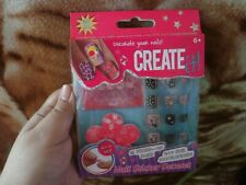 CLOSEOUT SALE! Imported from USA! Create It Nail Art Kit #3