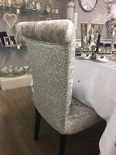 Velvet Dining Chairs For Sale Ebay