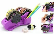 Multiple Roll Cut Heat Tape Dispenser Sublimation For Heat Transfer Purple