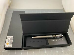 Judd's NEW Hugo Boss Pure Chrome Rollerball Pen