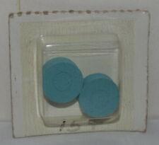 Vintage AJ's Light Blue #HO-4 Sponge Donuts Sealed on Card