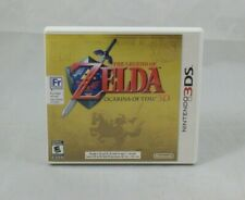 The Legend of Zelda Ocarina of Time 3D Nintendo 3DS Complete in Box Tested