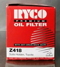 Ryko Oil Filter for Toyota Z418 Camry Hi Lux Tarago Holden Apollo 90915-20001