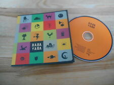 CD Ethno Baba Yaga - Untitled 3 Song EP (3 Song) Promo FONO REC HUNGARY
