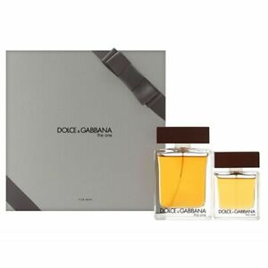 THE ONE PERFUME BY DOLCE & GABBANA GIFT SET FOR MEN - BRAND NEW