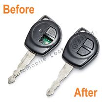 For Suzuki Alto Jimny Liana 2 Button Remote Key REPAIR SERVICE REFURBISHMENT FIX