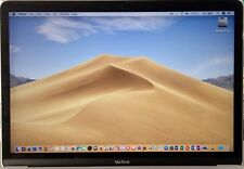 "Apple MacBook Retina 12"" Latest 2017 Space Grey i5 1.3GHz 16GB Ram 256 SSD A1534"
