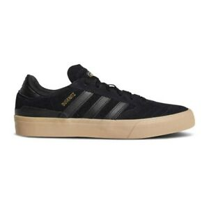 🚨 Adidas Busenitz Vulc II Men's Sneaker Black Skateboarding Suede Shoe Trainer
