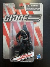 G.I.JOE EXCLUSIVE (DOLLAR GENERAL): COBRA COMMANDER - In BLACK UNIFORM