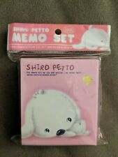 Korea Shiro Petto Love Orange Story Stationery Memo Set, SO12-ME02-4