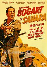 Sahara (1943) - Humphrey Bogart, Bruce Bennett - DVD NEW