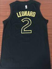 Kawhi Leonard #2 Toronto Raptors Basketball Team Stitched Jersey - U.S.A Sizes