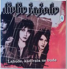 DIVLJE JAGODE CD Labude kad rata ne bude Zele Sead Lipovaca Best Hit Sarajevo