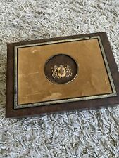 Vintage Mens Jewelry Box From The 60's Prince Gardner