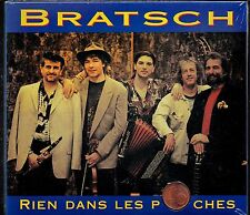 Bratsch - Rien Dans Les Poches with Euro 1 Cent Digipak CD Sealed $2.99Ship