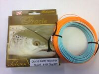 Shakespeare Oracle Switch Floating Fly Line – Fly Fishing