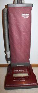 vintage Hoover Elite 610 upright vacuum cleaner u4197-910 great condition