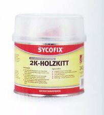 Sycofix - 2-K Holzkitt 242g + 8g Härter