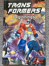 TRANSFORMERS Beginnings TPB (Issues 1-6)