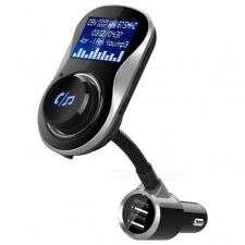 BC26 Car Bluetooth Hands-free MP3 Player FM Transmitter Dual USB Charger
