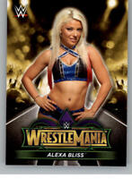 2018 Topps WWE Road to WrestleMania Road to WrestleMania 34 Cards Pick From List