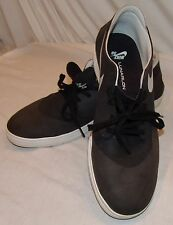 Nike SB Lunarlon Gray Black Athletic Shoes Mens 13