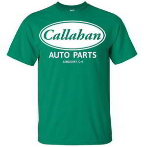 Callahan Auto Parts Tommy Boy Movie Gifts Chris Farley T Shirts Shirt Funny Gift