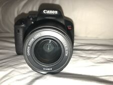 Canon EOS Rebel T5i DSLR Camera 700d 18-55mm Is STM - Ultimate Bundle 50mm Lens