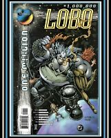 Lobo #1,000,000 (1993 Series) *oNe MiLLioN* (1998) DC Comics *RARE* (VF/NM 9.0)
