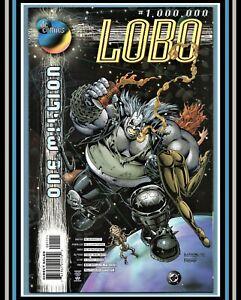 Lobo #1,000,000 (1993) *oNe MiLLioN* HTF 1998 DC Comics *HIGH GRADE* (VF/NM 9.0)