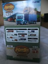 Tomytec The Truck Collection Articulated Set 2 N Gauge For Kato Tomix Etc 10 Inc