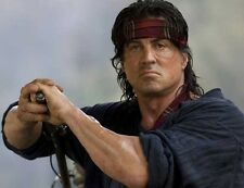 Sylvester Stallone UNSIGNED photo - P2802 - Rambo