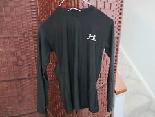 Lot Of 2 Under Armour Shirts Youth Large Pink Black