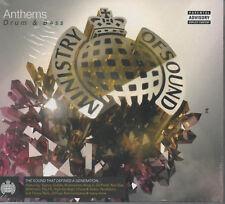 Anthems Drum & Bass Ministry Of Sound 3CD Box NEU Goldie Adam F Ray Keith DJSS