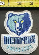 """Memphis Grizzlies NBA 3.5"""" Iron/Sew On Patch~FREE SHIPPING FROM THE U.S.~"""