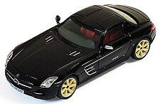 Lorinser SLS AMG RSK 8 Mercedes Benz C197 Coupe 2010 schwarz black 1:43 Ixo