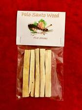 "Palo Santo ""Holy Wood"" Incense/Smudge Sticks. High Quality."
