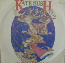 "7"" 1980 KATE BUSH December Will Be Magic Again /MINT-?"