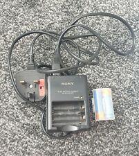 Sony Ni-MH Battery Charger AA or AAA