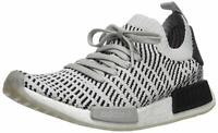 adidas Originals Men's NMD_R1 STLT PK Running Shoe, Grey, Size 13.0 YVoq