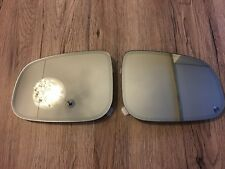 Volvo S80 V70 OEM LH & RH mirror glass SET Heating Dimming 07-16 years