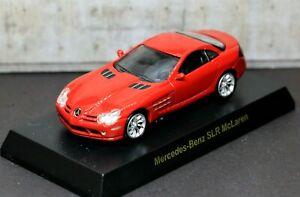 Kyosho 1/64 Mercedes-Benz Collection SLR McLaren C199 2003 Red