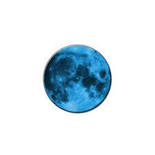 Blue Moon - Metal Lapel Hat Pin Tie Tack Pinback