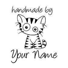 PERSONALIZED  CUSTOM MADE  RUBBER STAMPS UNMOUNTED HM05