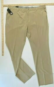 Adidas Ultimate 365 Golf Pants - 46 X 38 - Tan - NWT
