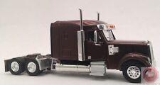 HO 1/87 TSH #185 Freightliner Coronado XL Mid-Roof Tandem Axle Tractor - Brown