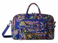 NWT Vera Bradley Iconic Compact Weekender Travel Bag,in Romantic Paisley R$100