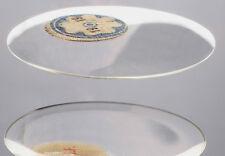 neues SAVONETTE-UHRENGLAS für Deckel-Taschenuhren36 bis 52 mm DurchmesserAUSWAHL